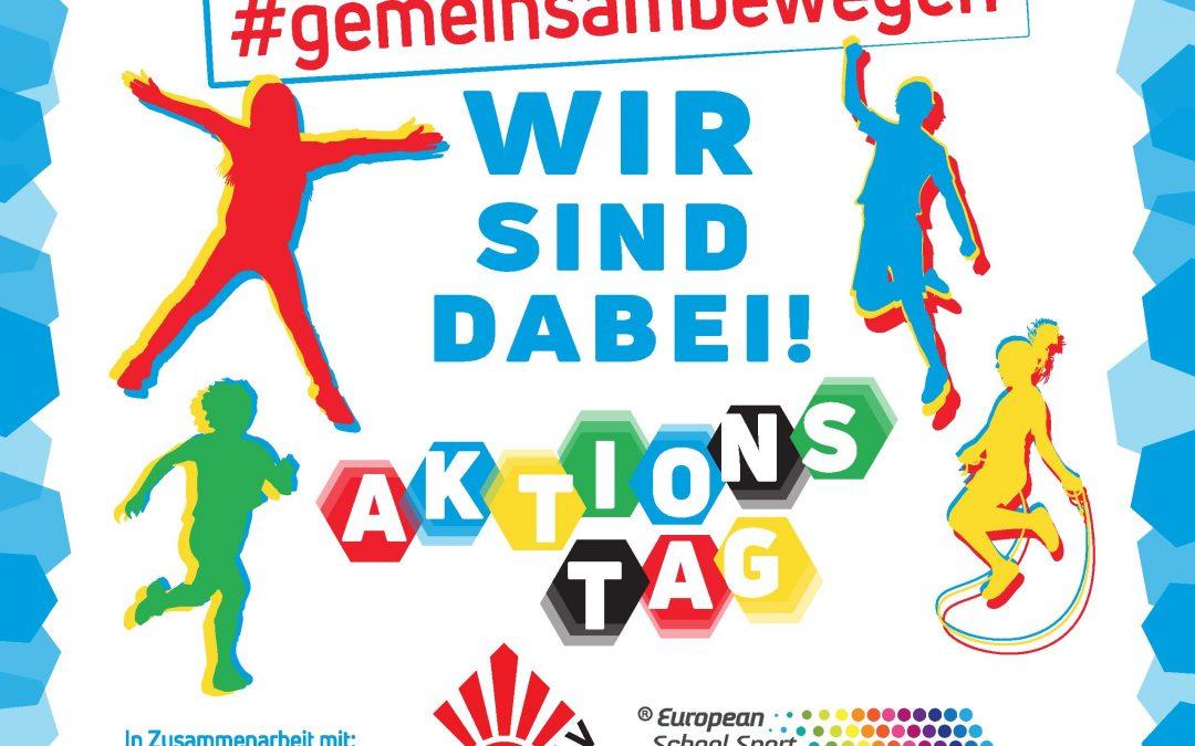 Aktionstag Schulsport am 30. September 2020